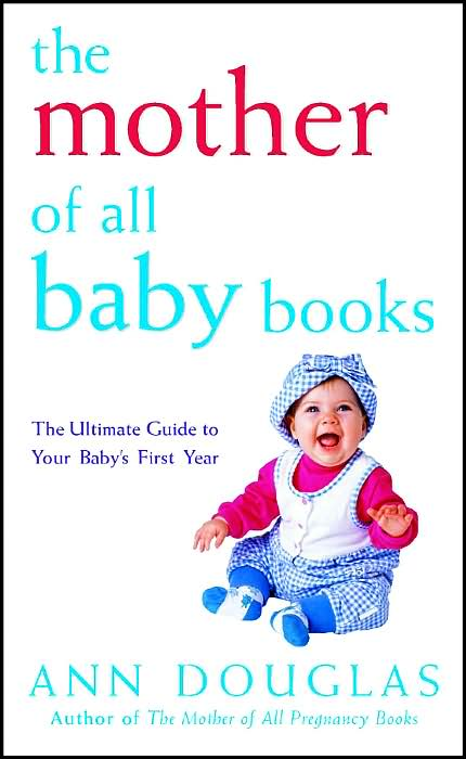 mother of all baby books book cover